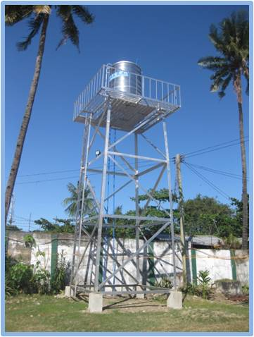 Elevated Water Tank | Chivalry Construction
